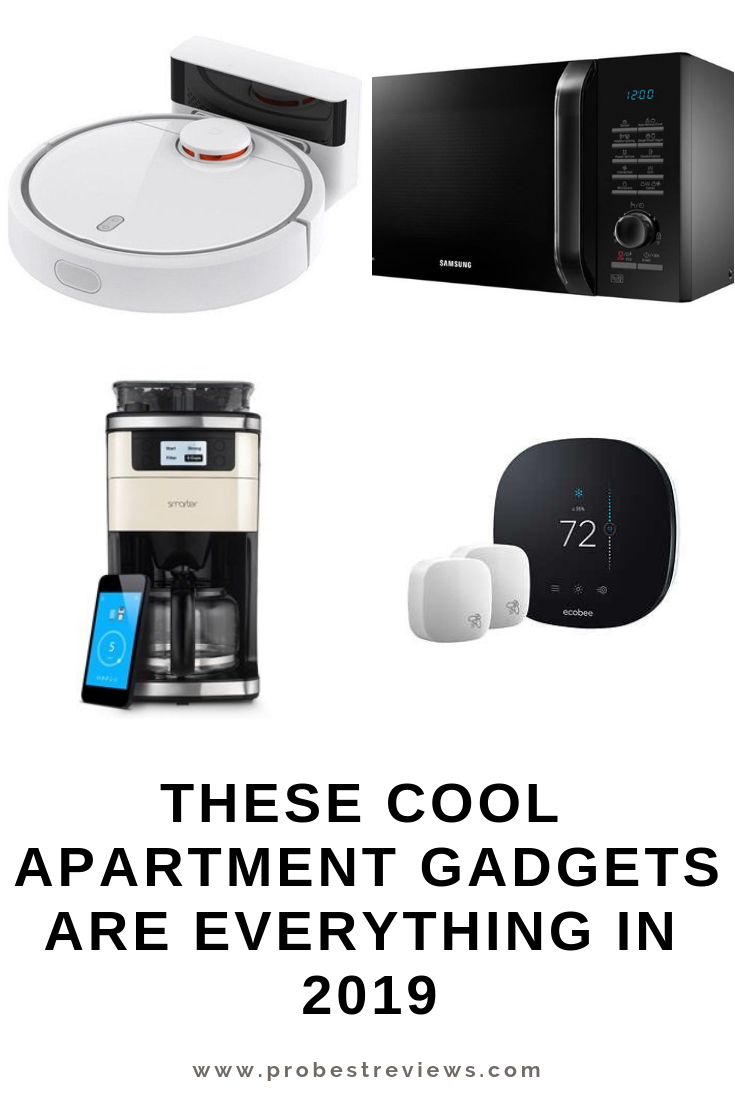 These Cool Apartment Gadgets Are Everything In 2019 Cool Apartments Cool Stuff Gadgets
