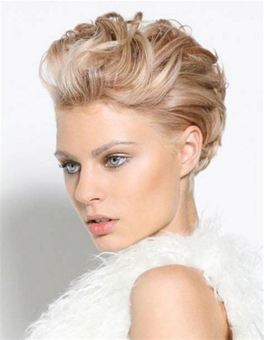 Short Wedding Hairstyles for Medium Hair