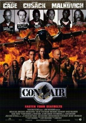 Con Air 1997 Hindi Movies Normal Movie Cinema Movies