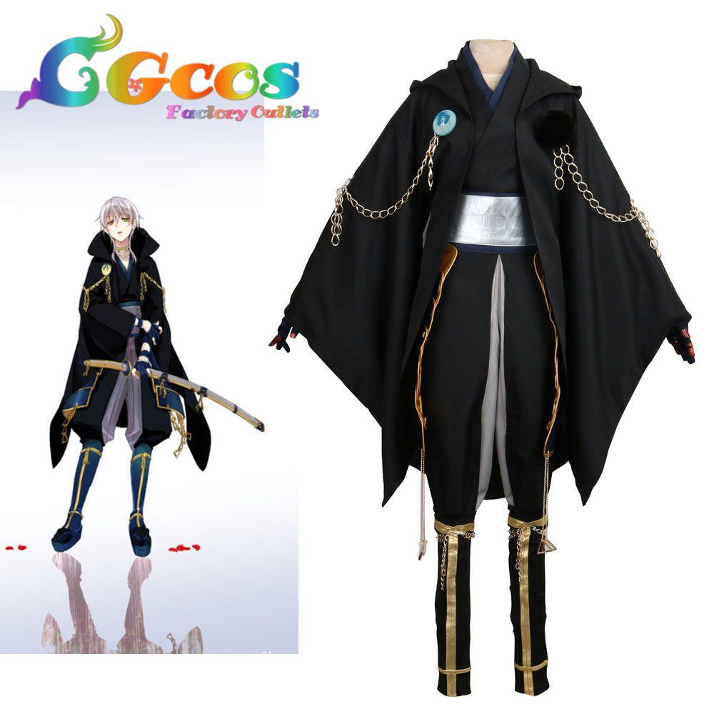 Click to Buy ucuc Free Shipping Cosplay Costume Touken Ranbu Tsurumaru