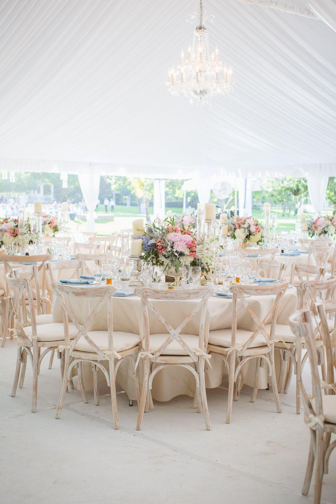 Reception At Alegria Mango Farm Southwest Ranches Fl Wedding