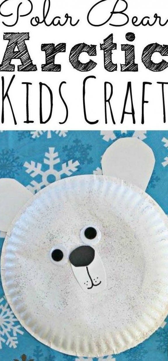 Looking for some letter B crafts or a fun arctic craft This Easy Polar