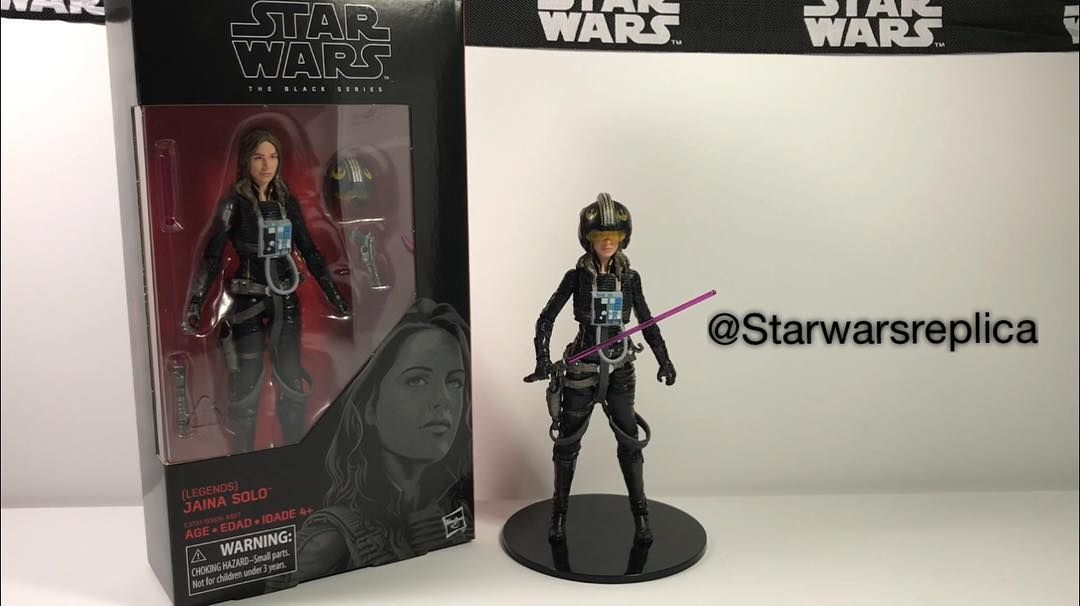 113c4b456667 I did my very first YouTube video! Its an unboxing review of Jaina Solo