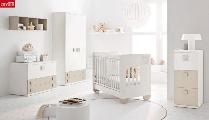 Composiciones para cuarto de bebés Miele. Cunas, muebles de servicio ...
