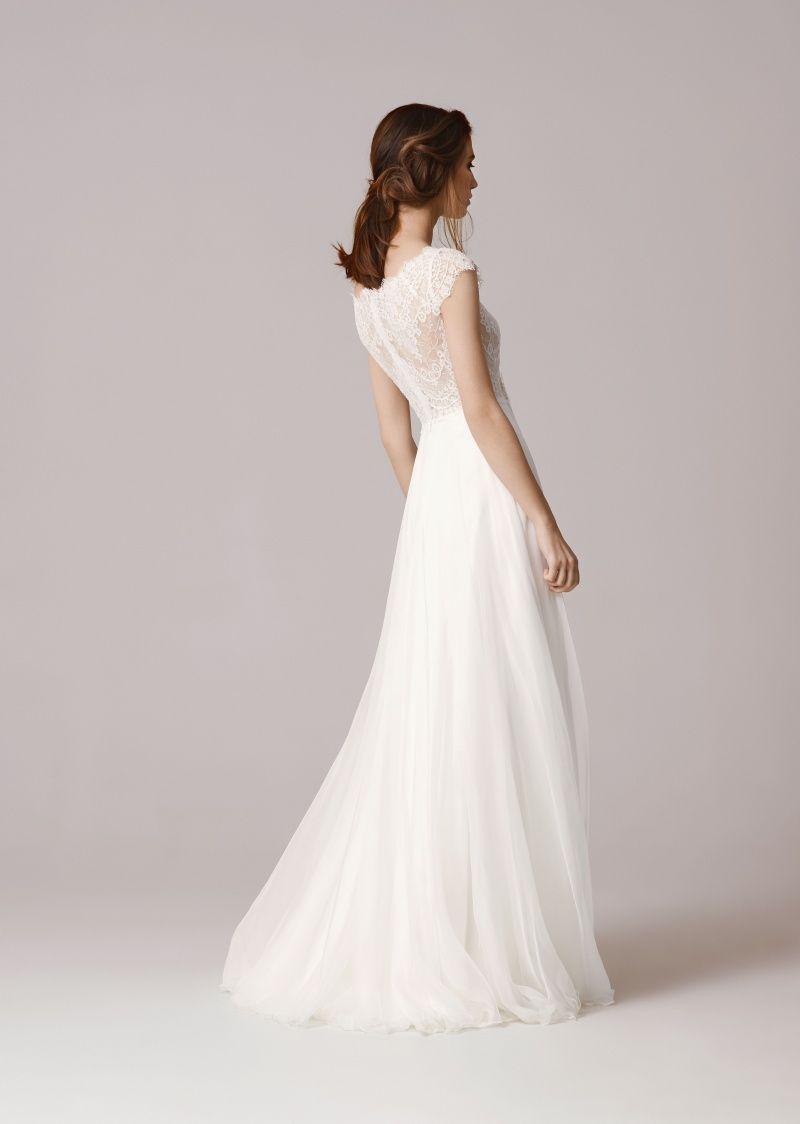 Thea suknie Ślubne anna kara bride pinterest wedding dress