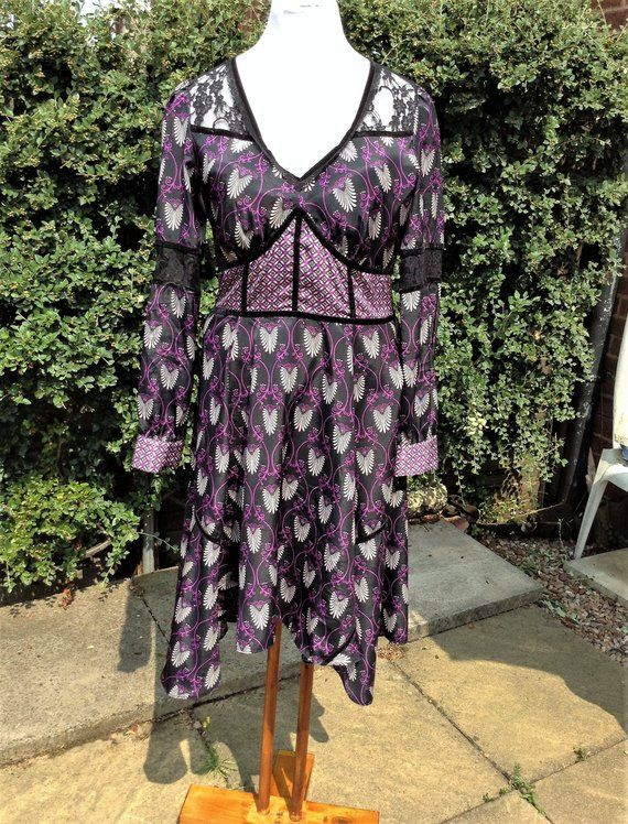 a916fbb24 Womens clothing, Vintage Retro dress from 1970s, marks and spencers ...