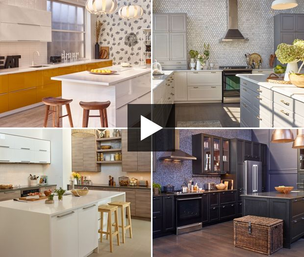 Find Your Kitchen Style!