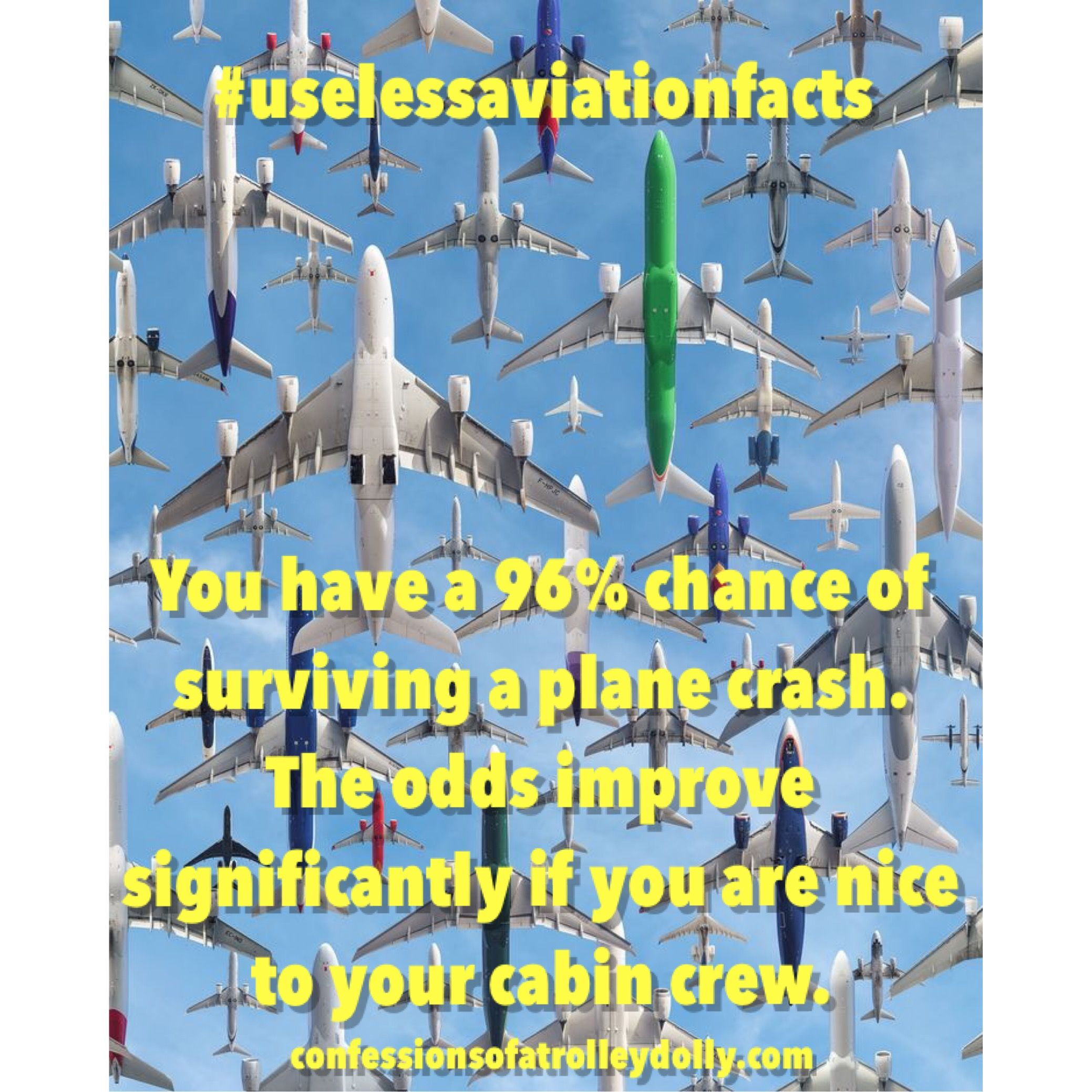 useless aviation fact of the day ️ #uselessaviationfacts #