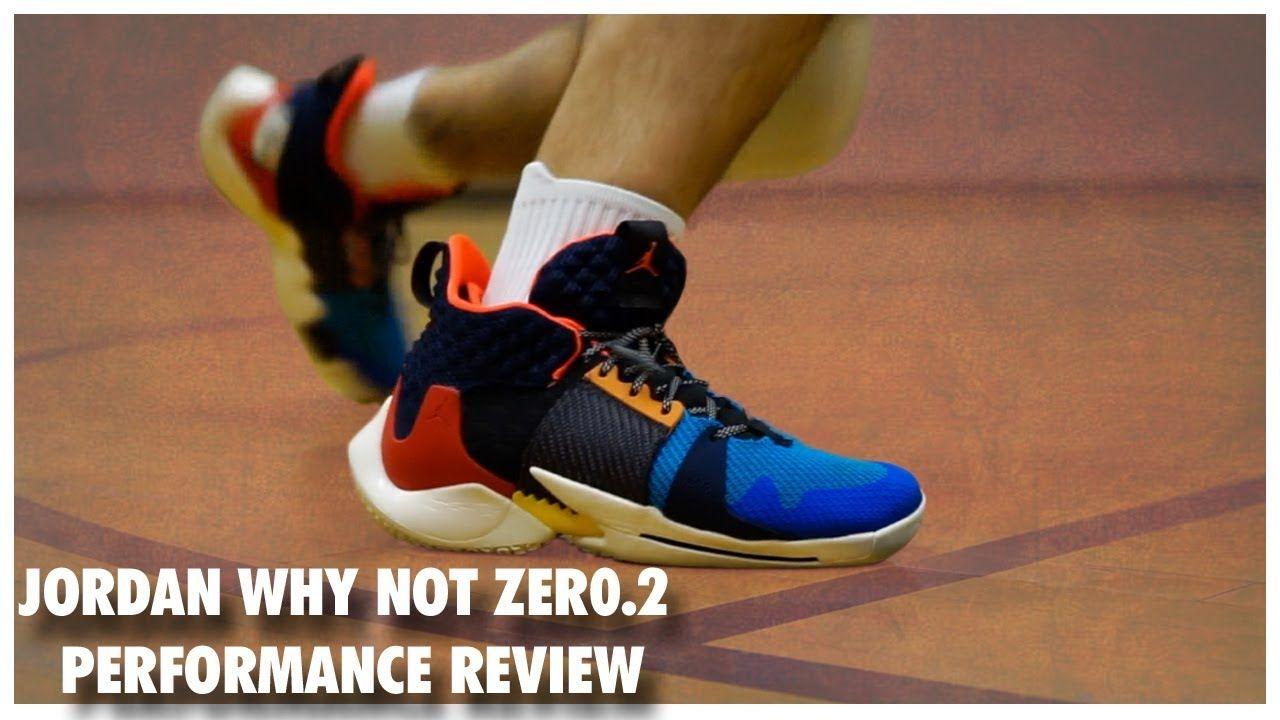 costilla Firmar Posicionamiento en buscadores  Jordan WHY NOT ZERO.2 Performance Review | Performance reviews, Jordans,  Performance