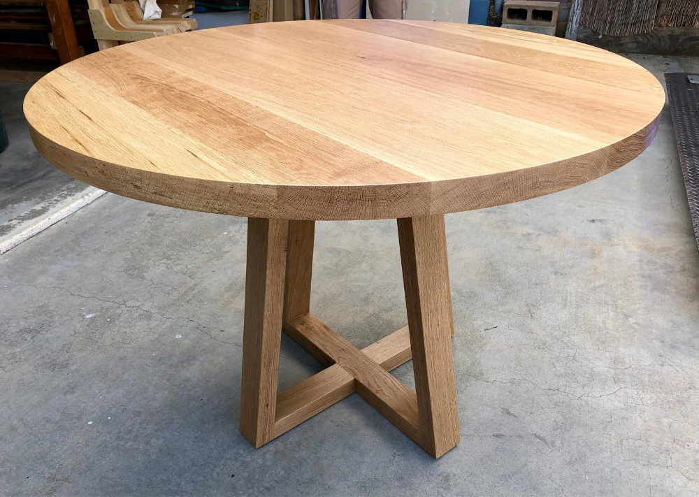 White Oak Dining Table Etsy Oak Dining Table Dining Table White Oak Dining Table #oak #living #room #tables