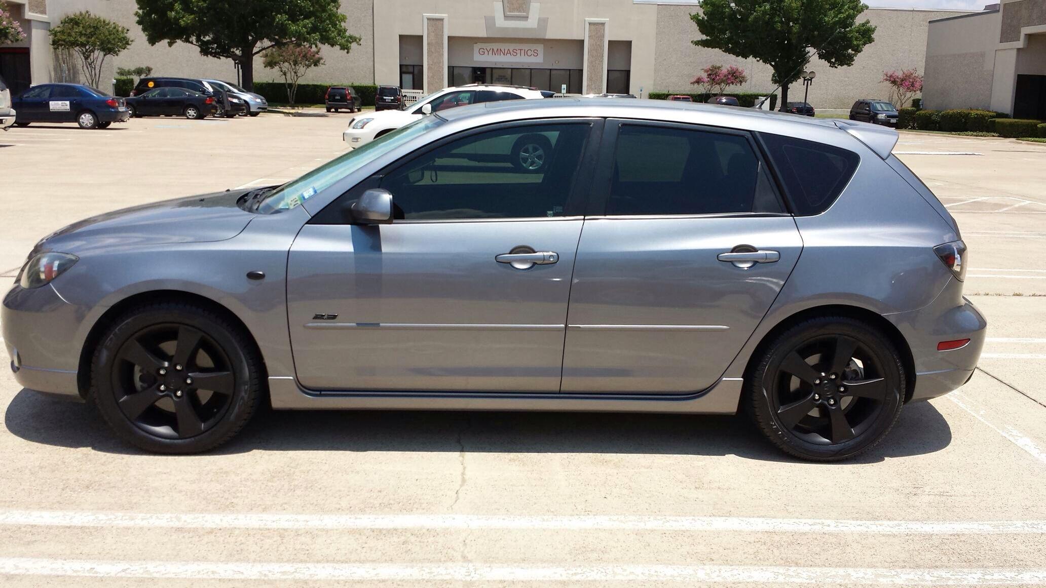 Plasti Dipped Mazda 3 Rims Plasti Dip Pinterest