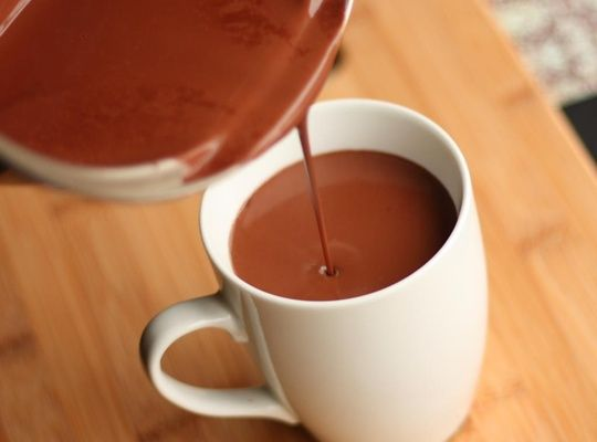 How to Make Soothing Hot Chocolate