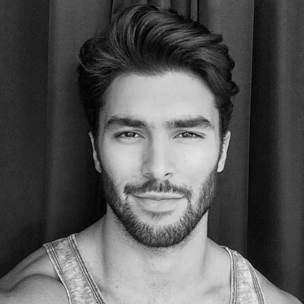 Mens Medium Length Wavy Hairstyles Google Search Medium Hair Styles Long Hair Styles Men Mens Hairstyles Medium