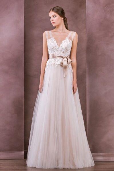 info for 20601 c8c41 abito da sposa rosa quarzo | Wedding dress | Abiti da sposa ...