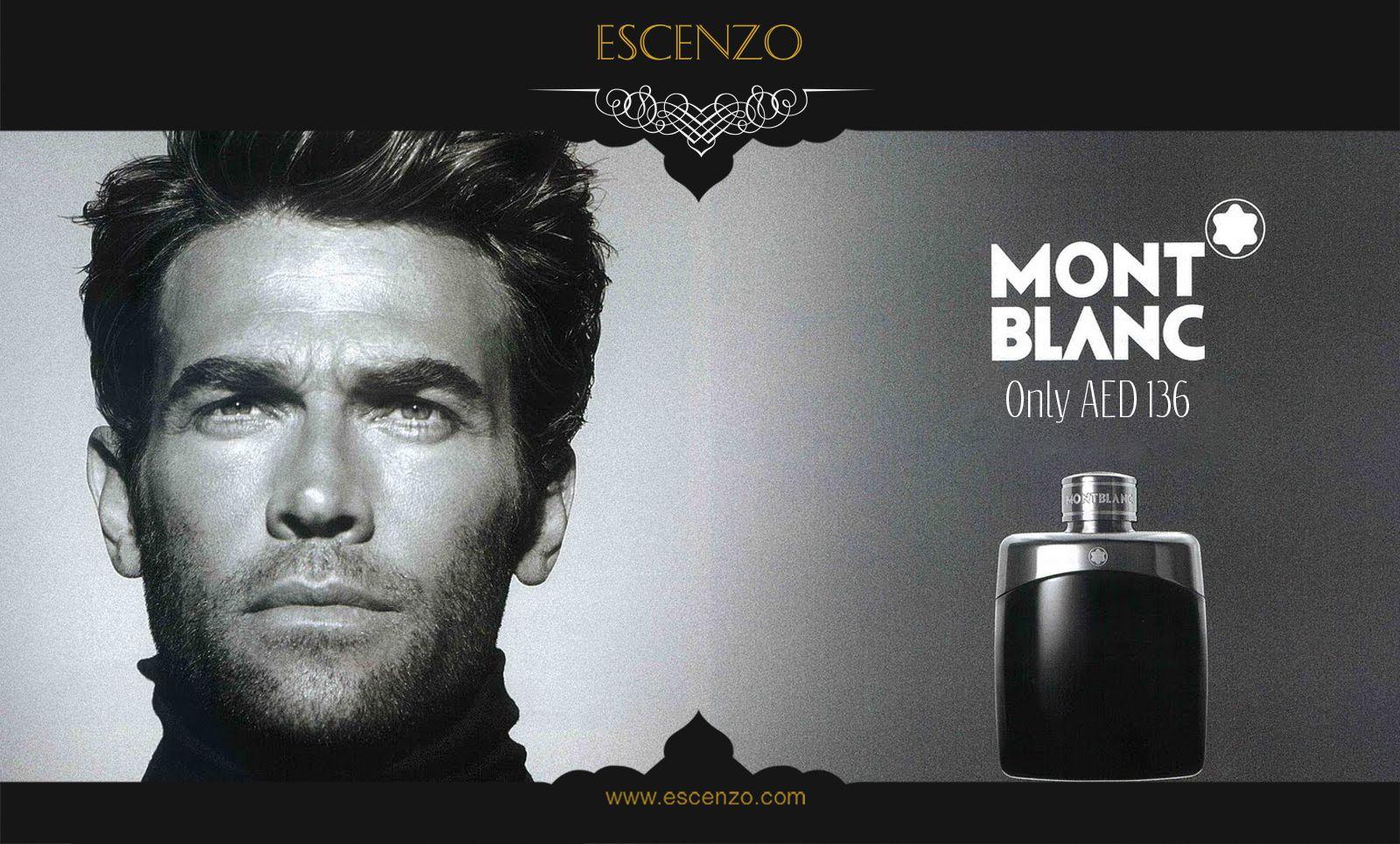 Buy Online Montblanc Legend Eau De Toilette 100ml Perfume In Dubai Uae From Escenzo Mont Blanc Perfume Best Perfume Eau De Toilette