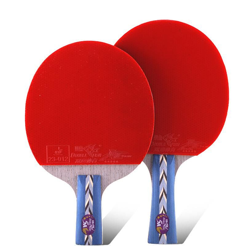 19ddc74260 Original Double fish 5stars 5A table tennis rackets racquet bat ...