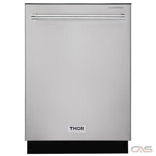 Best Hdw2401Ss Thor Kitchen Dishwasher Canada Best Price 400 x 300