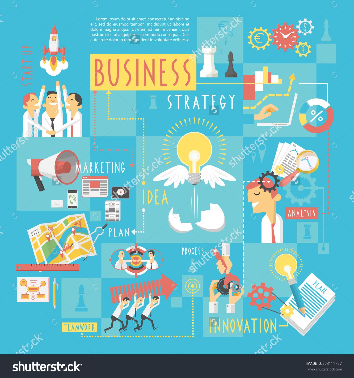 Business Model Poster  Google Keress  Temo