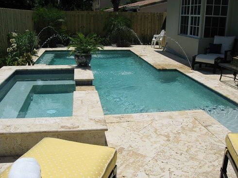 Coral Stone 8 Types Of Natural Stone For Pool Decks