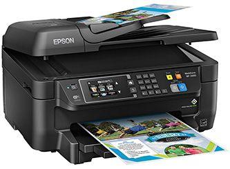 Epson Workforce Wf 2660 Epson Printer Printer Scanner Printer