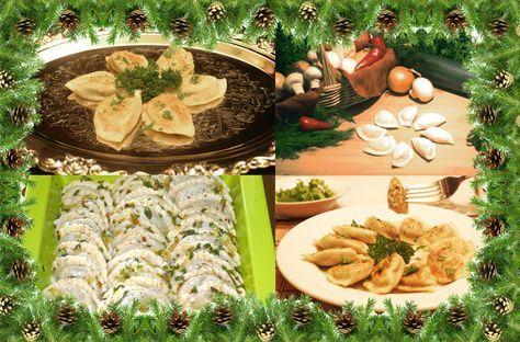 How To Have A Polish Christmas Eve Meal The Wigilia Feast Polska Foods Pierogi Polish Christmas Christmas Eve Meal Christmas Eve Dinner