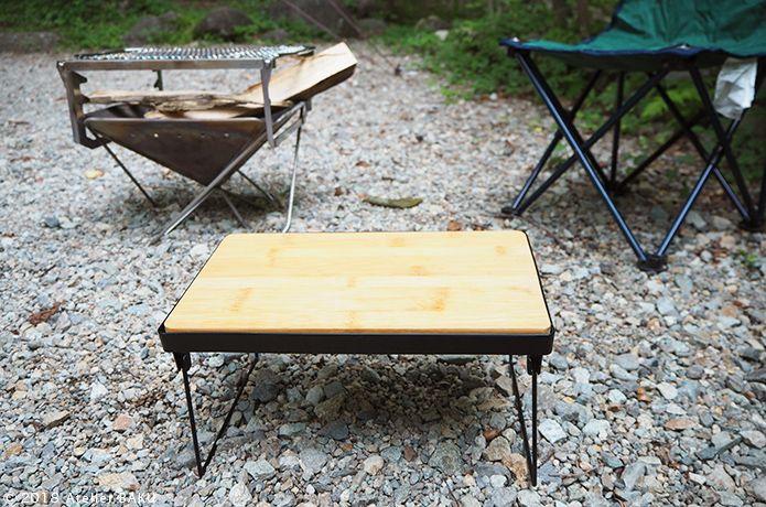 100均 カインズ まな板兼用ミニテーブル を作ってみたら 使い勝手が想像以上だった Camp Hack キャンプハック ミニテーブル テーブル 折りたたみテーブル
