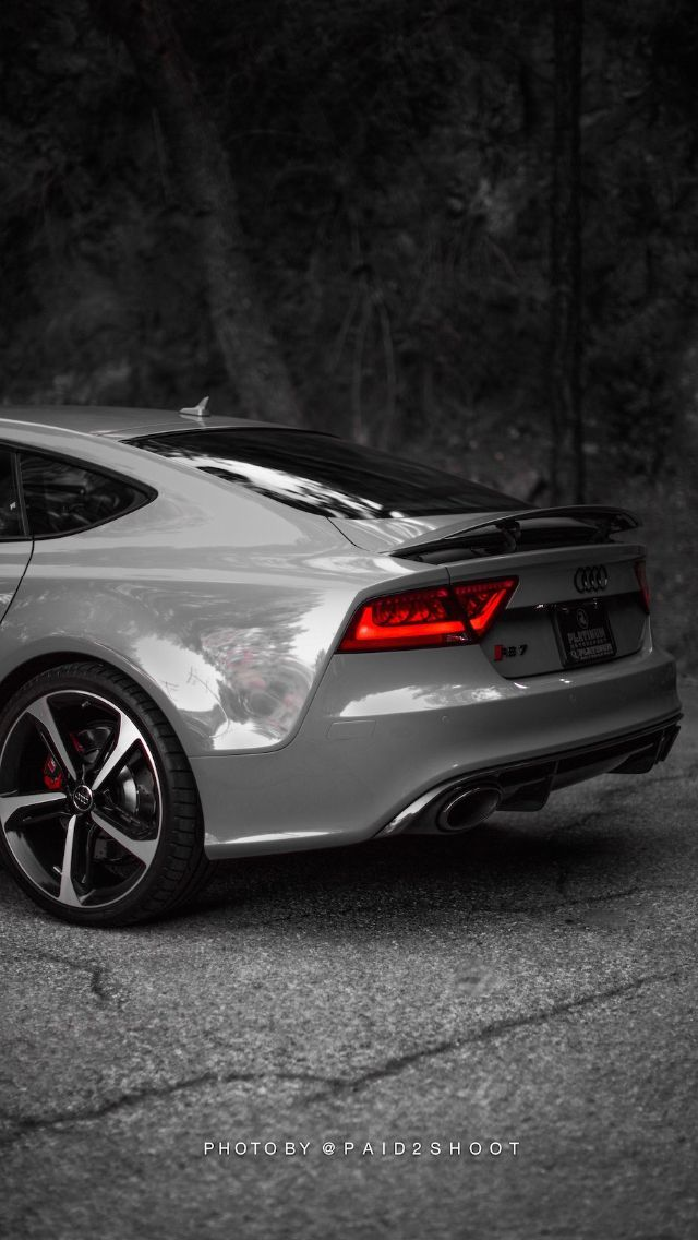 If The R8 And The A5 Had A Wild Night Audi Rs7 Quattro Cars