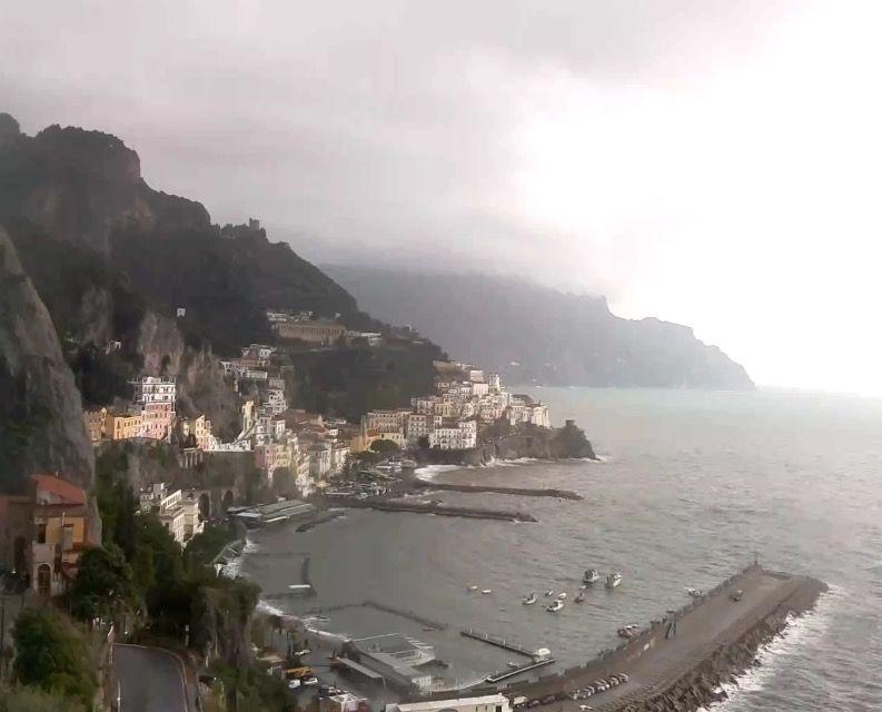 Wetter Amalfi