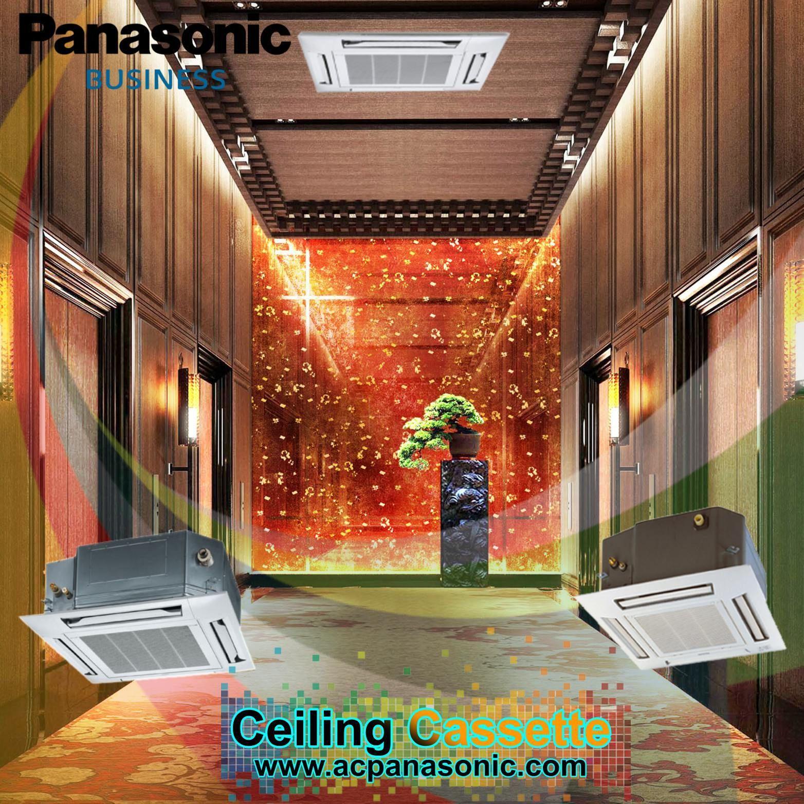Panasonic » Cassette » AC Ceiling Cassette Panasonic