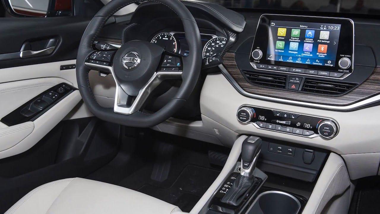 2019 Nissan Altima Interior Exterior Lastest News Nissan