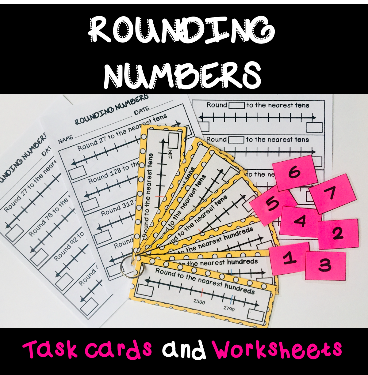 Rounding Numbers To The Nearest 10 100 Rounding Numbers