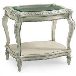 Surprising Schnadig Empire Ii End Table For The Home Caracole Inzonedesignstudio Interior Chair Design Inzonedesignstudiocom