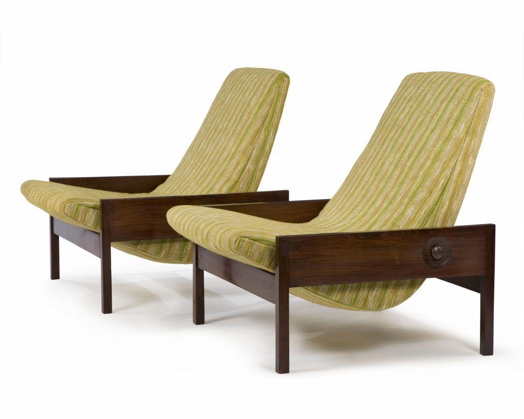 Captivating Sergio Rodrigues Gio Lounge Chair 1958   Brasil   Salone Del Mobile Milano  2015.
