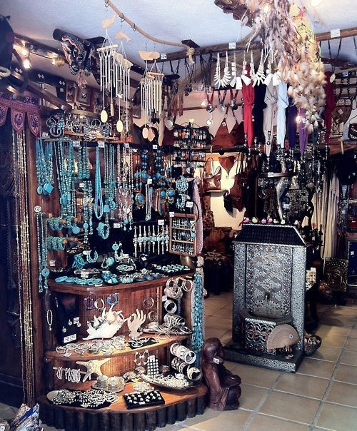 newage stores | New age shop ♥ | Mystic Realms Crystals & Books