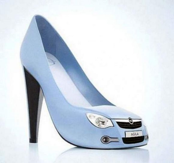 Check out these weird shoes! Would YOU wear any of them?