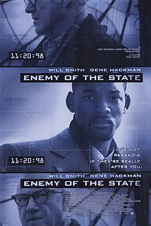 Enemy Of The State Film Wikipedia The Free Encyclopedia Os