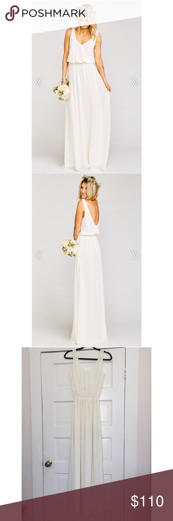 Wedding dress dry cleaning near me  Show Me Your MuMu Kendall Maxi in Wedding Cake  Waist skirt
