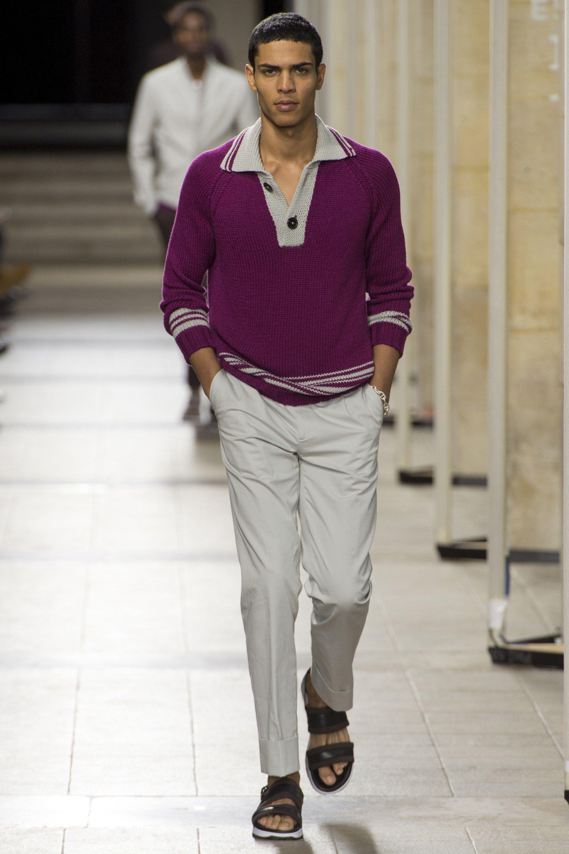 Hermès - Spring 2017 Menswear