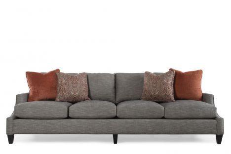 Bht B7577a Bernhardt Crawford Sofa Mathis Brothers Furniture