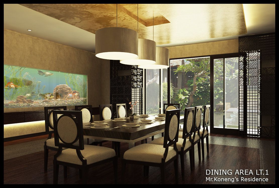15 Asian Inspired Dining Room Ideas | Room Ideas, Asian Interior And Room