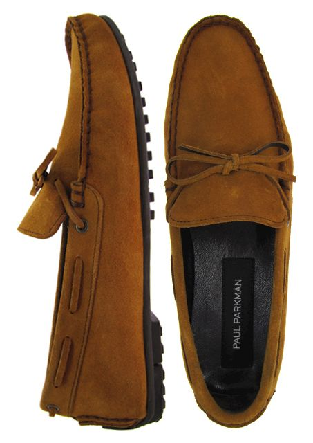 PAUL PARKMAN ® Men's Driving Moccasin #mensshoes #moccasins #drivingshoes #mensdrivers