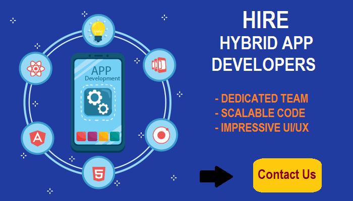 Hire Hybrid App Developers App Development Development Mobile Application Development