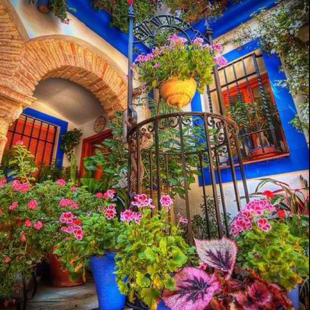 Beau Mexican Garden