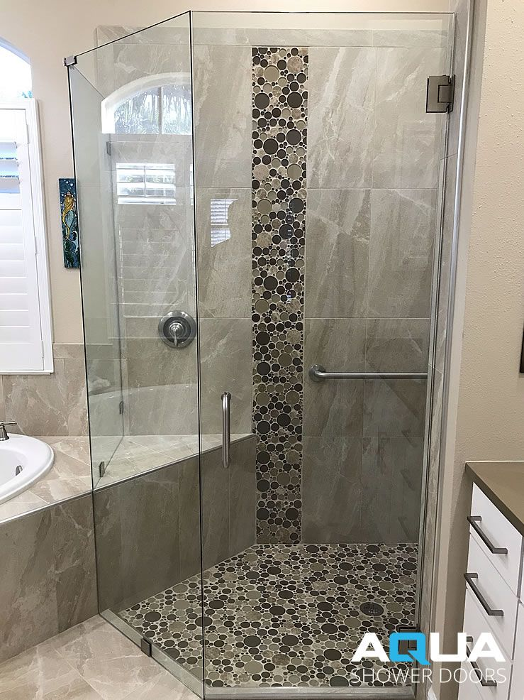 Frameless Shower Doors Glass Shower Doors With Images Neo