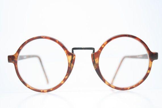 Vintage Eyeglass Frames Tortoise Retro AJ Morgan 1980's vintage eyewear NOS Deadstock Glasses