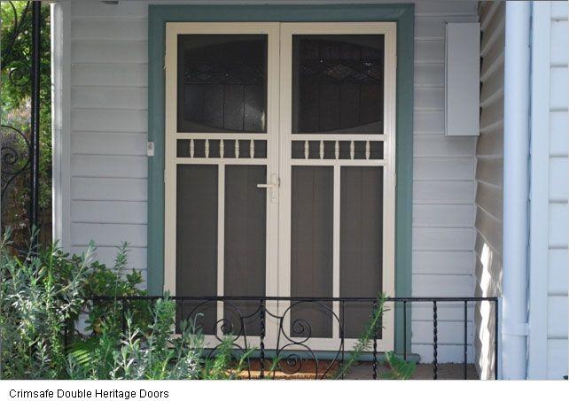 Security Doors Crimsafe Window Grilles Crimsafe Melbourne Metro Diamond Grille Hinged Doors Colonial Caste Door Sliding Doors Windows And Doors Windows