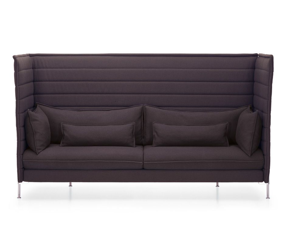Alcove Highback Two Seater For Vitra Ronan And Erwan Bouroullec