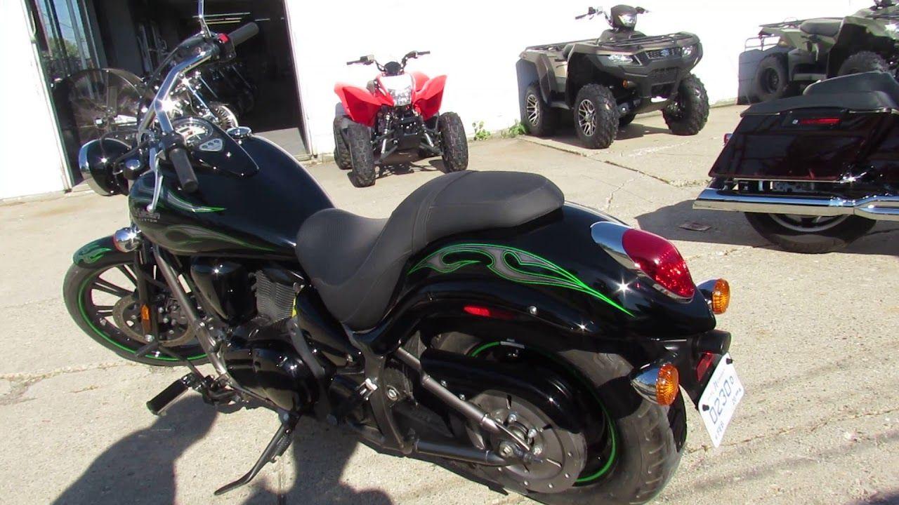 Used 2015 Kawasaki Vn900cff For Sale In Michigan U4713 Kawasaki
