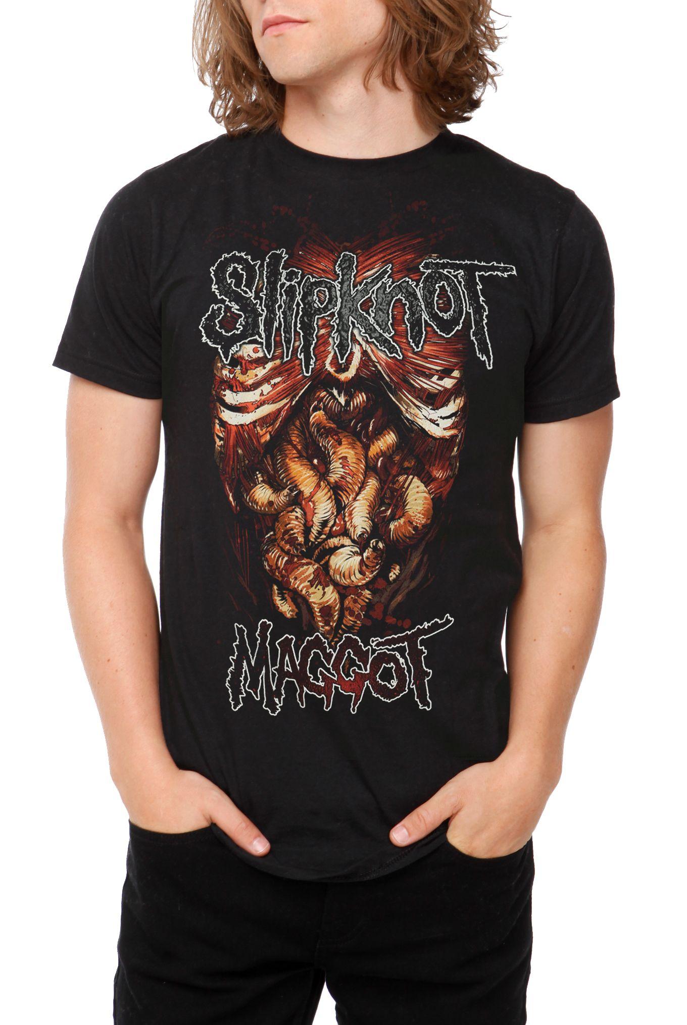 9d54d818b4ae Slipknot Maggot T-Shirt   Hot Topic   slipknot   Shirts, Slipknot ...