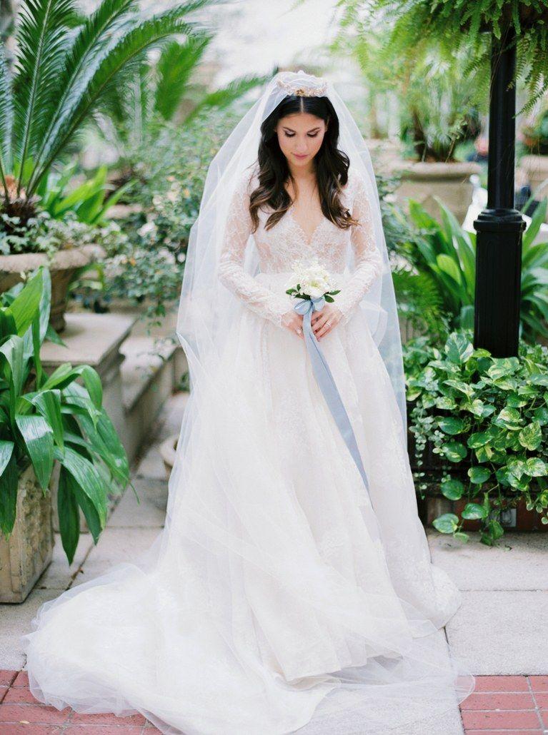 A Quintessential New Orleans Wedding Purple Bridesmaid Dresses